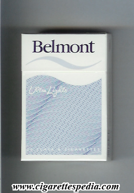 belmont chilean version with wavy top ultra lights ks 20 h white blue chile