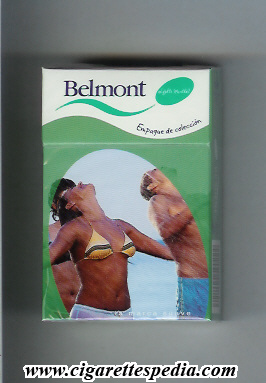 belmont chilean version with wavy top empague de coleccion lights menthol ks 20 h picture 8 honduras
