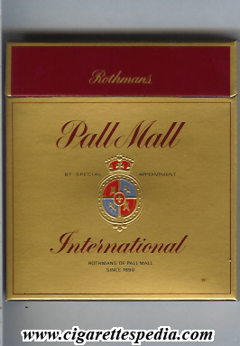 Flavored cigarettes Peter Stuyvesant Kansas