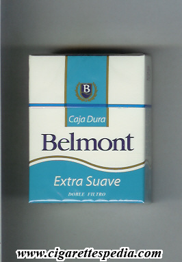 belmont chilean version with wavy bottom extra suave doble filtro caja dura s 20 h venezuela